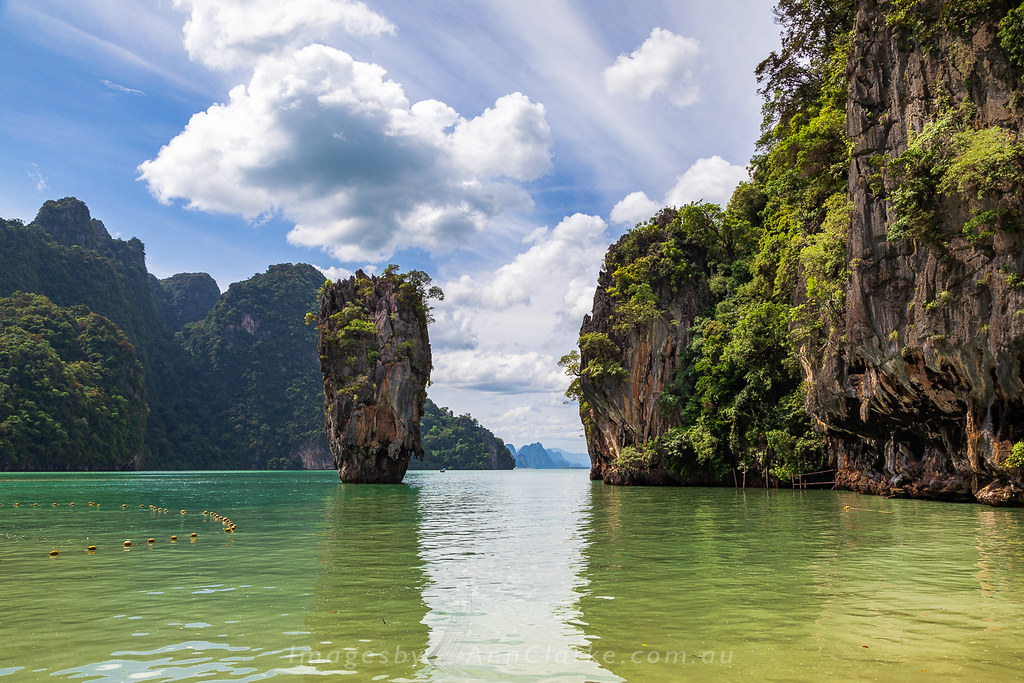 James Bond Island Thailand We Visited This Beautiful Islan