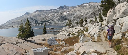 0424 Rubicon Trail near the north end of Lake Aloha as it climbs toward Mosquito Pass | by _JFR_