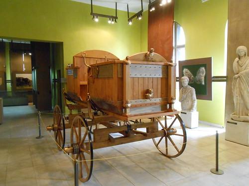 carroromano historymuseum silistra bulgaria