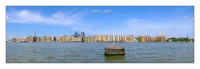 Wappings Wharf's, Wharf Conversions & Lookalike Builds, East London, England.