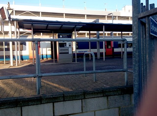 Southampton Airport Parkway Station