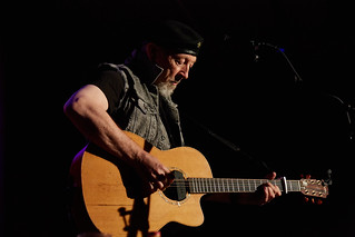 Richard Thompson FUV Live - City Winery 9/5/18 | by wfuv