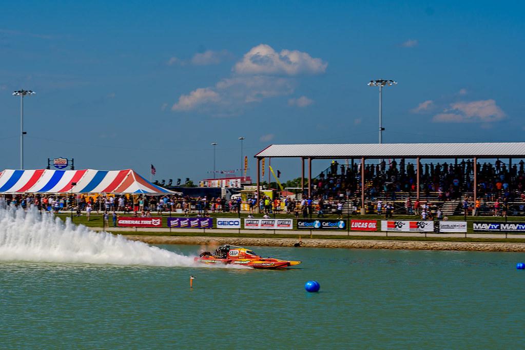 Lake Lucas | Lucas Oil Speedway