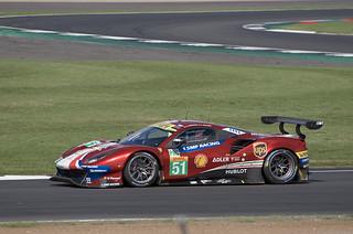 Ferrari 488 Race Car