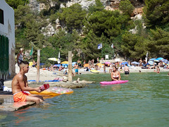 Cala Pi, walk to Cap Blanc, Cala Pi beach (2)