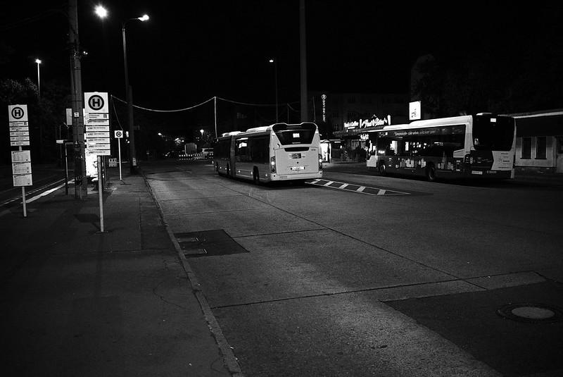 Bus station Schöneweide
