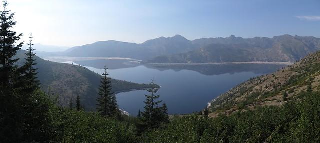 Mount St Helens - Spirit Lake