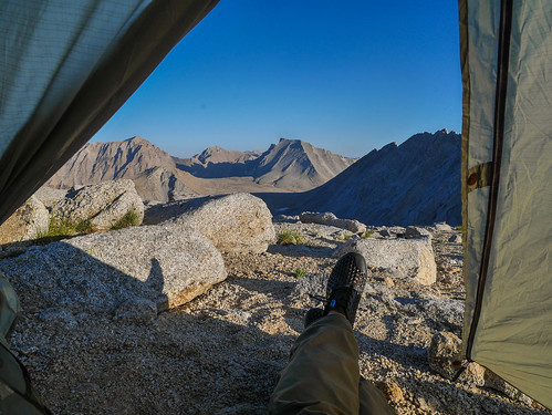 View from the tent | by snackronym