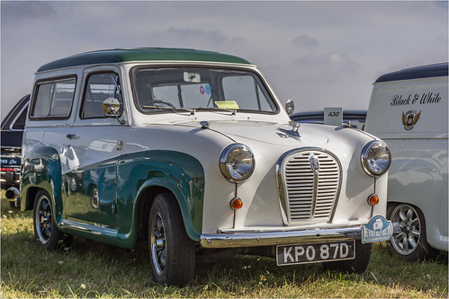 Austin A35 Countryman (1966) | by Clive1945