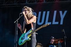 Bully en Riot Fest Chicago 2018