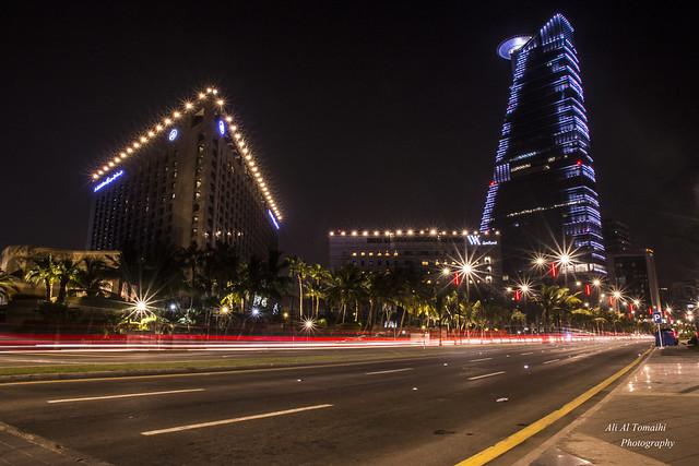 City nights!