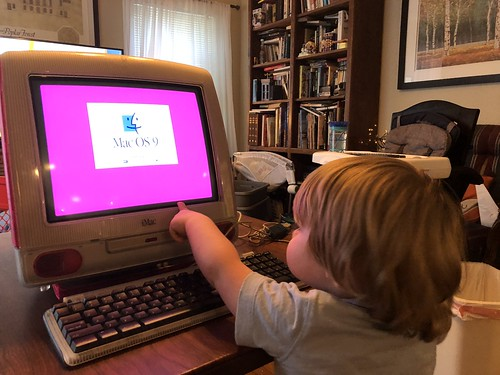 Teaching Sam about Computers