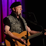 Thu, 06/09/2018 - 12:14am - Richard Thompson performs for a lucky group of WFUV Members at The Loft at City Winery in NYC, 9/5/18. Hosted by Darren DeVivo. Photo by Gus Philippas/WFUV