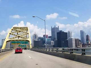 Pittsburgh bridge | by grongar