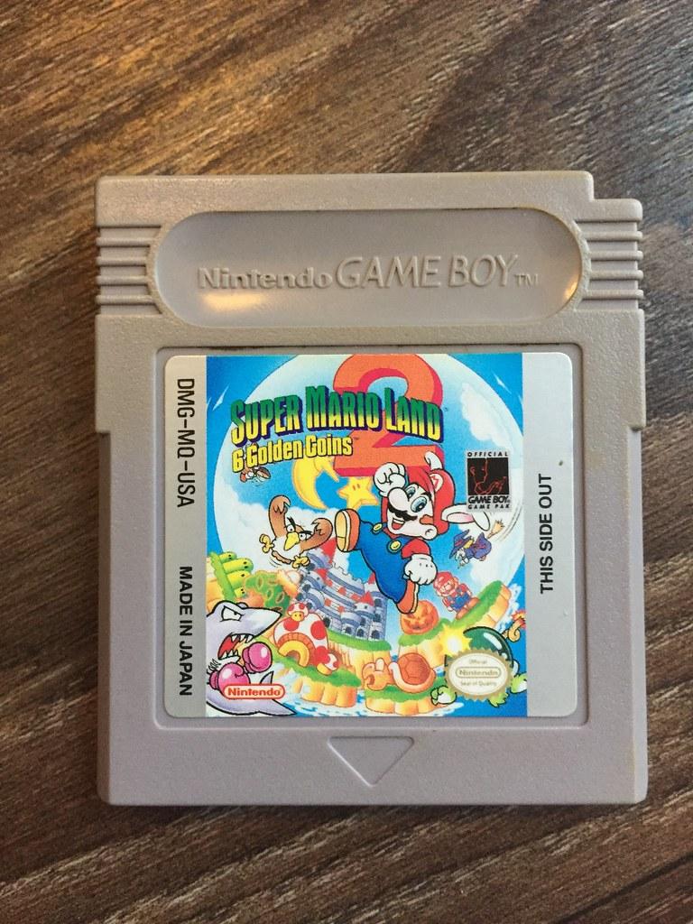 super game boy cartridge