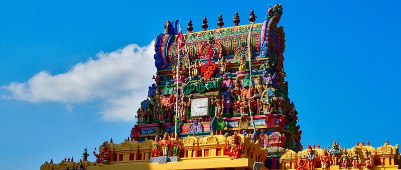 Sri Mayurapathy Murugan Tempel, Berlin