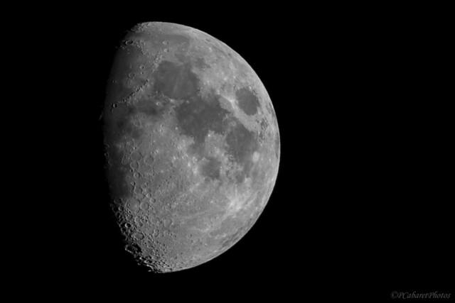 Moon 21 Juillet 2018 22:50. [Explore 17-09-2018]
