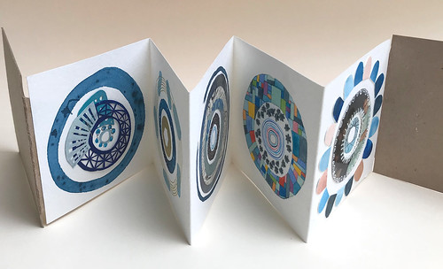 Mini Circle Series Little Art Book | by robayre