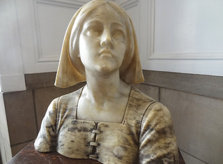 florence-nightingale-bust | by quirkytravelguy
