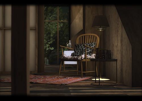 ChiMia - Reading Nook Set