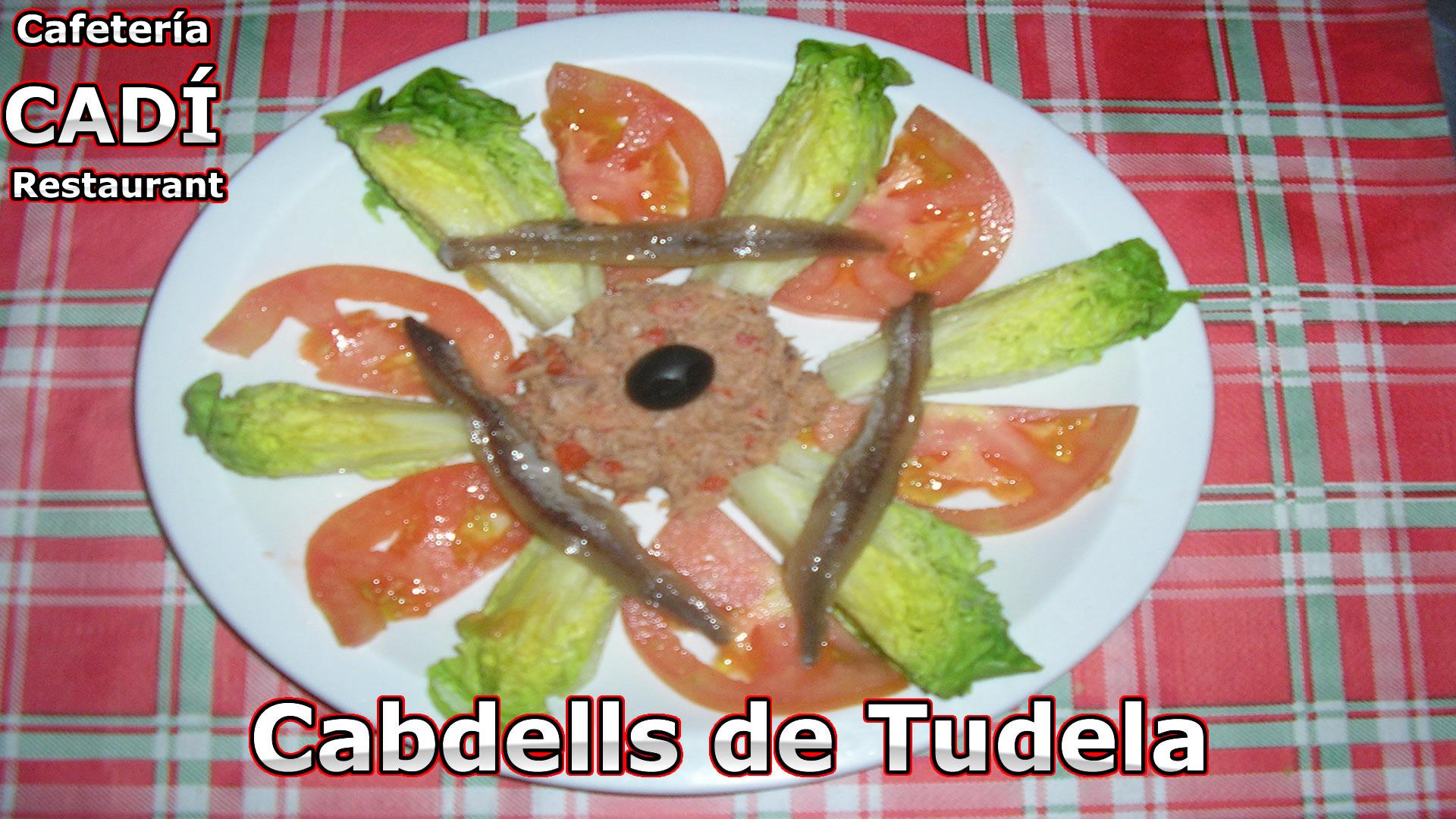 Cabdells de Tudela