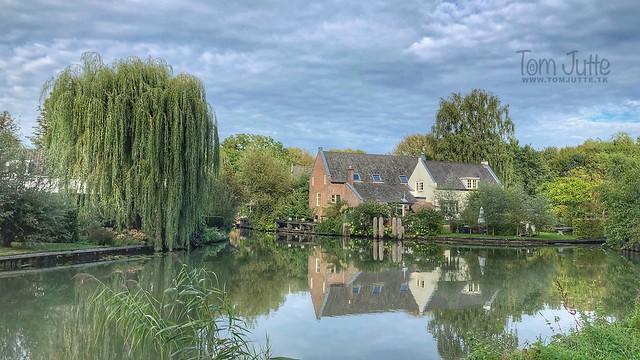 Hollandse IJssel, Hooglandse Jaagpad, Nieuwegein, Netherlands - 2784