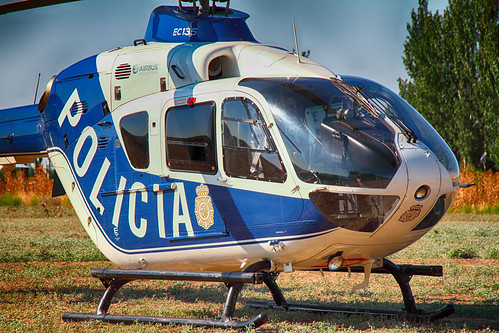 2018-09-16 11 Airbus Helicopters EC135 P2+ EC-MDY