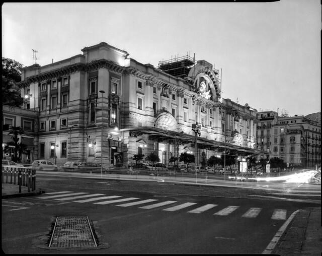 Stazione di Napoli Mergellina