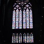 Das Richterfenster von 2007 im Südquerhaus des Doms enthält 72 Farben