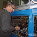 Restauration Trolleybus 25