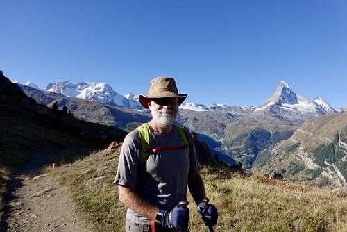 Europaweg above Zermatt | by danlmarmot
