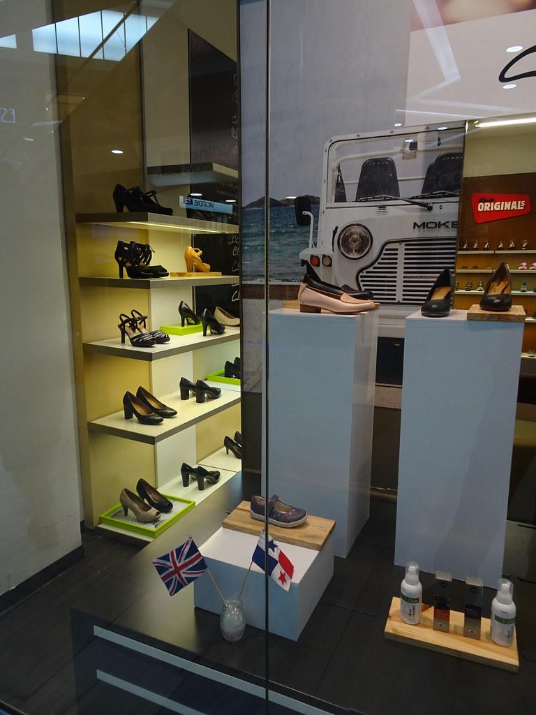 e5ed42a67e Clarks | A Clark's shoe shop in Panama.