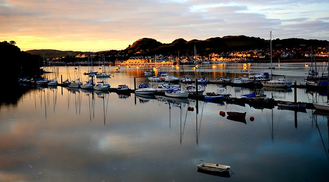 Twilight Colours, Conwy