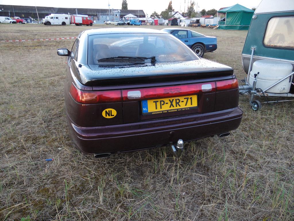 Subaru 6 Cylinder >> Tp Xr 71 Subaru Svx 3319cc 6 Cylinder 21 05 1992 Flickr