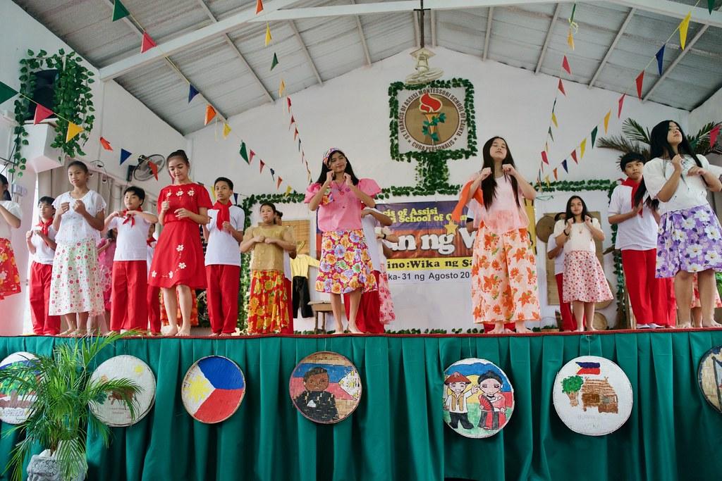 Grade 7 to 10 Buwan ng Wika 2018 | Noong ika- 31 ng Agosto a