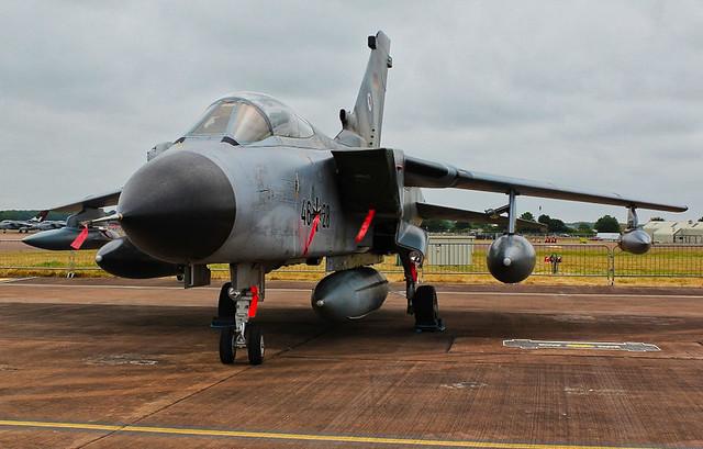 Panavia Tornado ECR 46-28 Luftwaffe 02