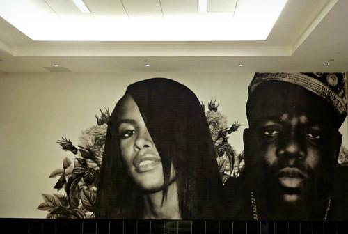 Aaliyah & Biggie | by Robert S. Photography