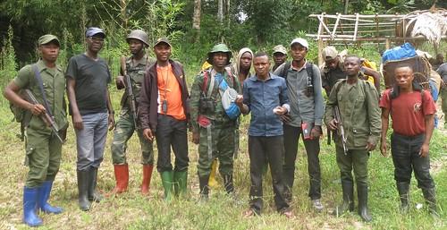 Dieu Merci's team in Obenge | by teresehart