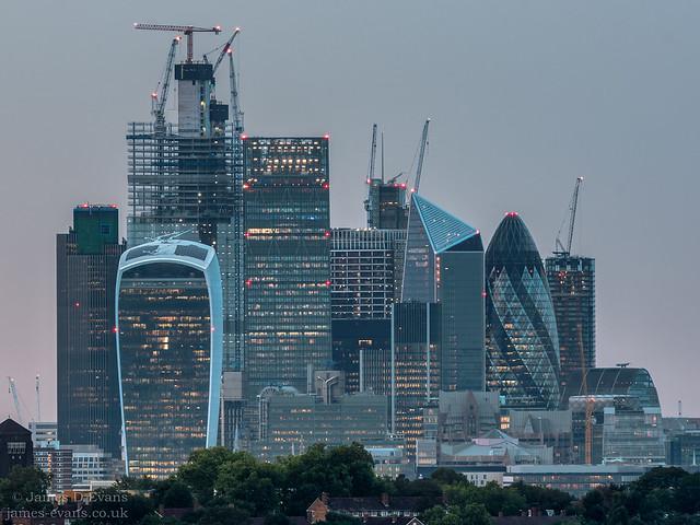 London Scrapers