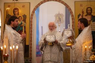 Божественная литургия 8
