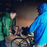 Trans-Hokkaido Bikepacking Route (beta) | Packing up in Kamishihoro Town