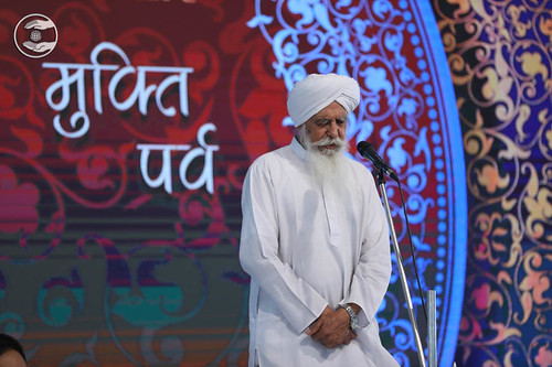 Jeet Singh from Sant Nirankari Colony, expresses his views