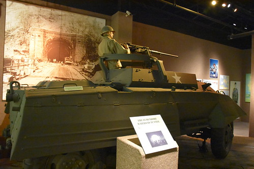M-20 Armored Utility Vehicle - John B Mahaffey Museum Complex