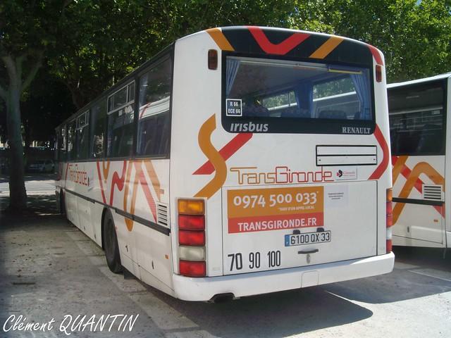 IRISBUS Récréo - Transports Hebrard