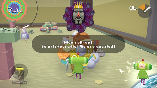Switch_KatamariDamacyREROLL_screen_Aristocratic | by gonintendo_flickr