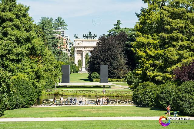 Parco Sempione - Milano MI