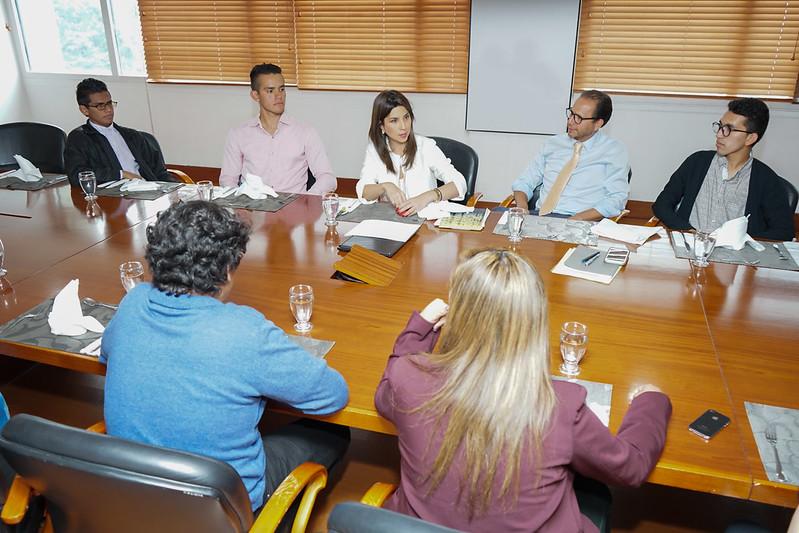 Reunión estudiantes Ser Pilo Paga 11 de septiembre.
