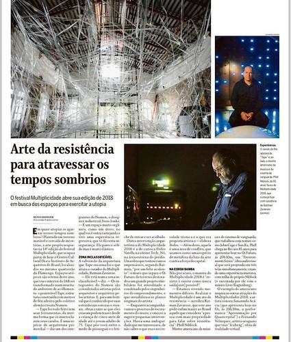 O Globo - 17.09.2018