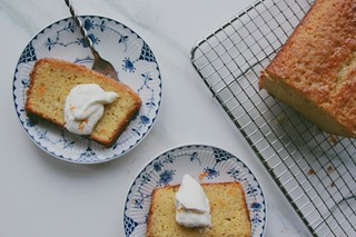 11- Bitter orange and olive oil cake recipe   by Onlinefoodblog
