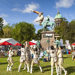 Book Festival gets off to a flying start! | © Robin Mair